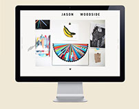 Jason Woodside, Website