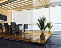 3d vis for an office