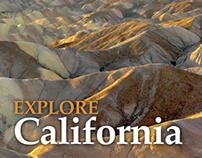 Explore California iBook