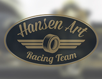 Hansen ART Racing Team Logo