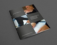 Corporate Brochure Template Vol.17 - 12 Pages