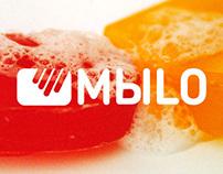 """Логотип производства мыла ручной работы """"Мыло"""", 2012"""