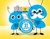 TV spot for TT Hellenic Postbank