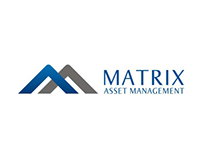 Matrix Asset Management Logo Design