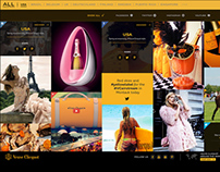 Veuve Clicquot - World Live Feed