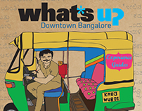 What's Up Bangalore pocket guide