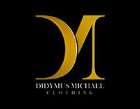 DIDYMUS MICHAEL CLOTHING VISUAL IDENTITY
