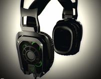Razer Tiamat 7.1 Headsets (3D)