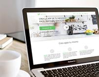 Upplication - Web Design & Branding
