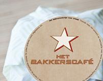 Het Bakkerscafé | styling & branding