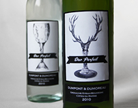 Wine Label Brief