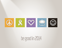 Be Good in 2014