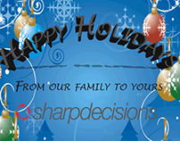Graphic - Holiday Sharp Decisions