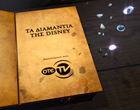 OTE TV DISNEY DIAMONDS