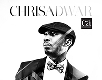 Chris Adwar Branding