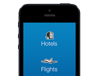 Priceline.com iOS7 App: Hotels