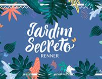 RENNER KIDS | JARDIM SECRETO