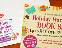 Scholastic Holiday Warehouse Sale 2013