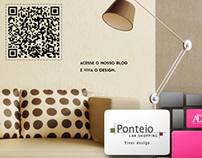 Ad revista Imobiliare | Cliente: Ponteio Lar Shopping