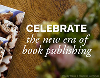 Blurb Email: New Era of Book Publishing