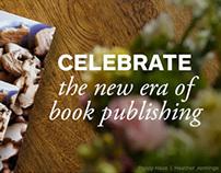 Blurb Email: New Era of Book Publishing