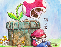 Adventures of Mario