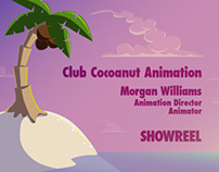 Club Cocoanut Showreel 2012
