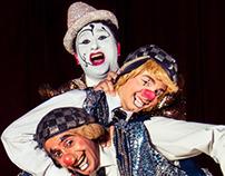 CIRCUS: Clowns (Los Tinos - Circo Bellucci)