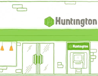 Huntington Bank: Huntington Town