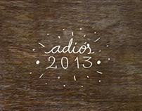· ¡FELIZ AÑO NUEVO! ·