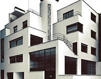 Villa - Corbusier - Mallet-Stevens