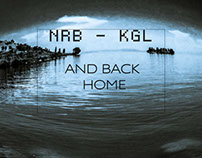 NRB - KGL , and back home.