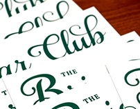 Newsletter // The Briar Club - Winter 2014