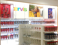Macy's Tervis section