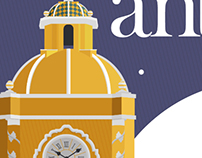 Cartel Amor a la Antigua