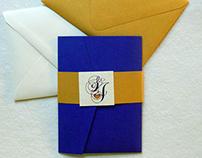 Wedding Invitation - Pocket Folder