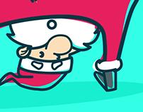Tarjeta de Navidad / Christmas Card to Braining Team