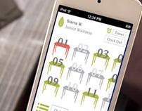 """""""Treehouse"""" Restaurant Branding & App"""