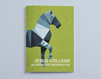 Jesus College Alternative Prospectus