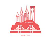 Pin my 2013