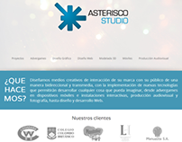Asterisco Studio Web