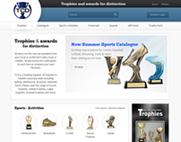 Trophies & Awards for Distinction