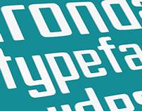 Fronda Typeface