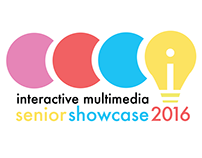 Interactive Multimedia Senior Showcase Brand Identity