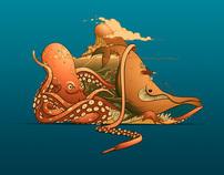 SeaLife Sneaker