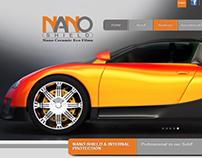 Car Services Website
