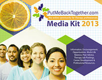 PutMeBackTogether.com Media Kit 2013