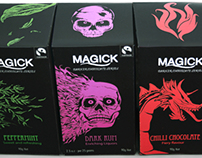 Magick's Darker Chocolate Series