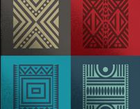 Haus Ethnik Dingbats (Free Font)