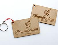 THAMBOOLAM-Boutique- Branding & logo Design